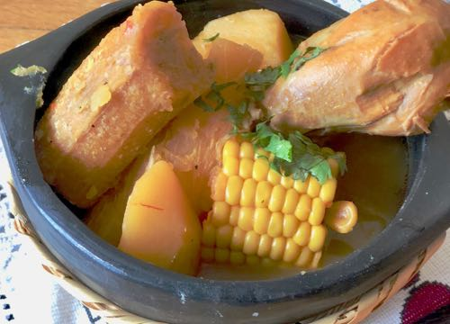 Sancocho Valluno o de gallina